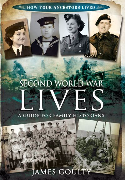 Buy Second World War Lives at Amazon