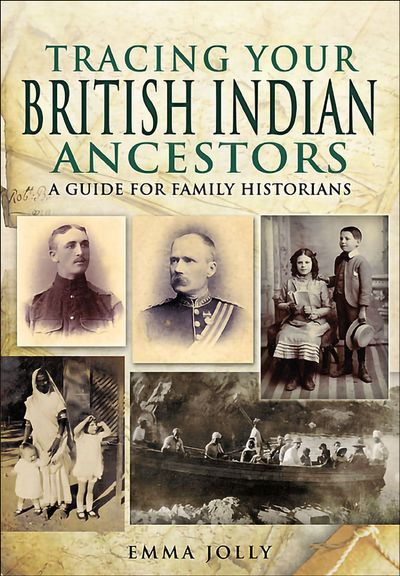 Buy Tracing Your British Indian Ancestors at Amazon