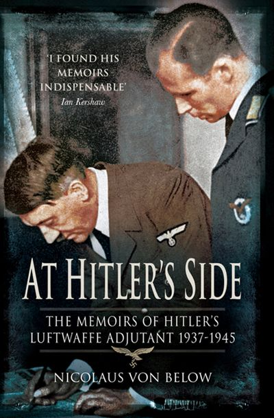 Buy At Hitler's Side at Amazon