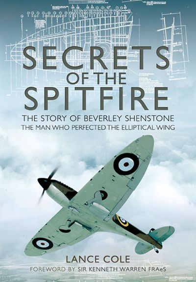 Buy Secrets of the Spitfire at Amazon