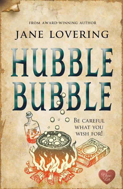 Buy Hubble Bubble at Amazon