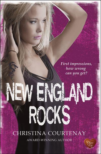 Buy New England Rocks at Amazon