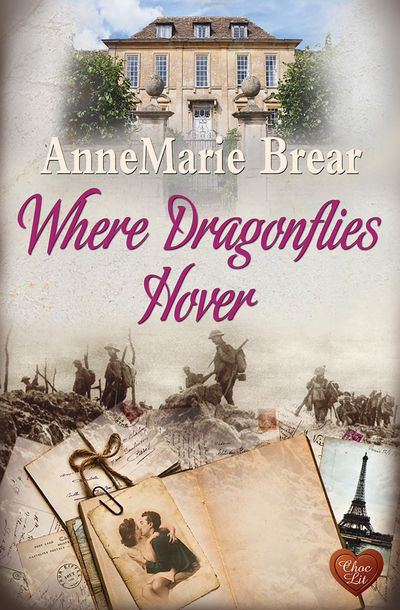 Buy Where Dragonflies Hover at Amazon
