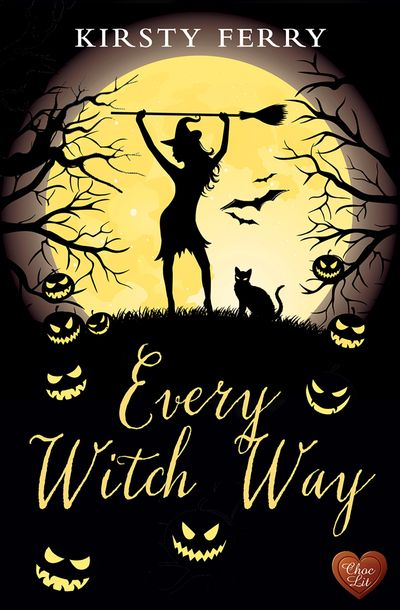 Buy Every Witch Way at Amazon