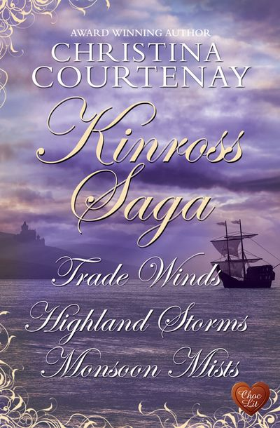 Buy Kinross Saga at Amazon