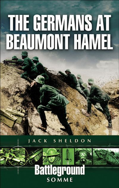 Buy The Germans at Beaumont Hamel at Amazon