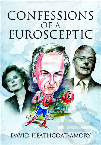 Buy Confessions of a Eurosceptic at Amazon