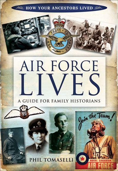 Buy Air Force Lives at Amazon