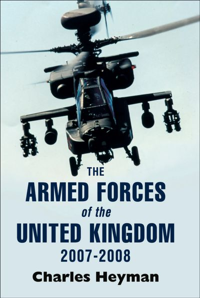 The Armed Forces of the United Kingdom, 2007–2008