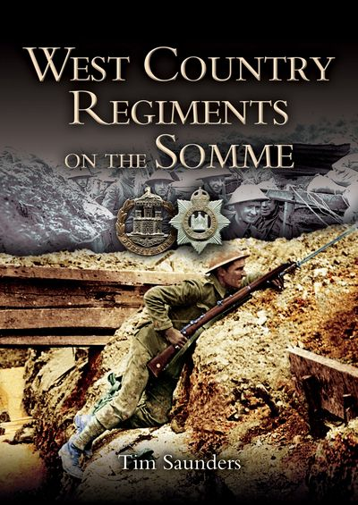 Buy West Country Regiments on the Somme at Amazon