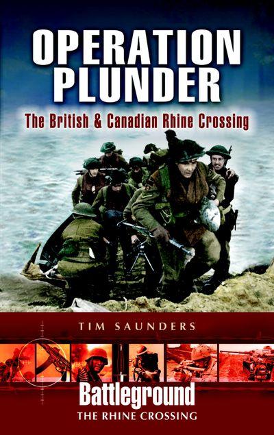 Buy Operation Plunder at Amazon