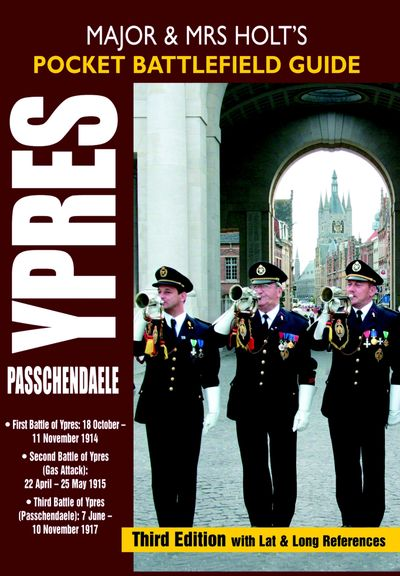 Buy Major and Mrs Holts Pocket Battlefield Guide to Ypres and Passchendaele at Amazon