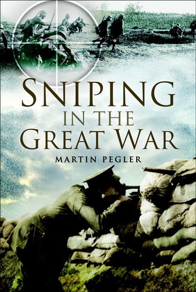 Buy Sniping in the Great War at Amazon