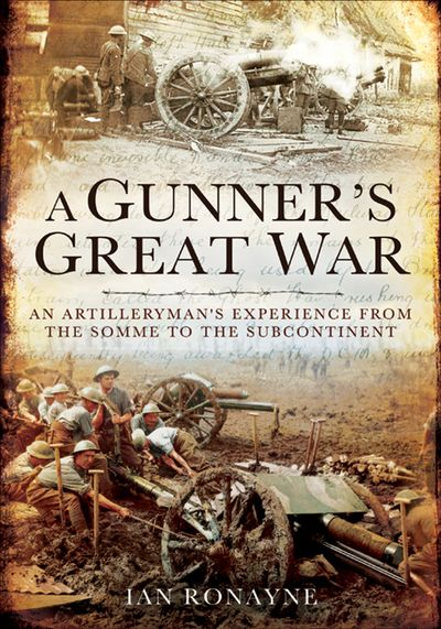 Buy A Gunner's Great War at Amazon