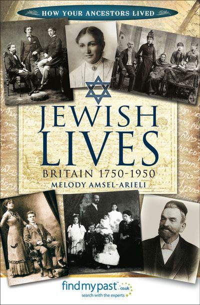 Buy Jewish Lives at Amazon