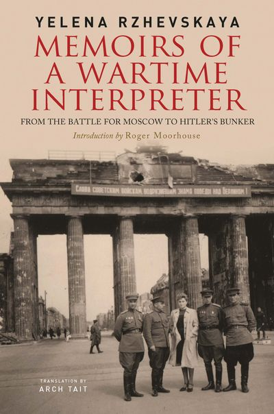 Buy Memoirs of a Wartime Interpreter at Amazon