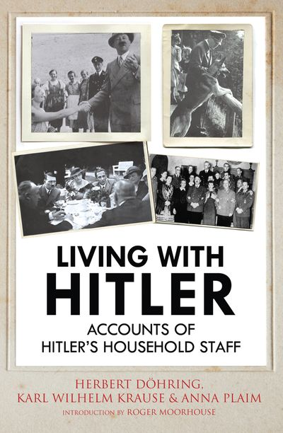 Buy Living with Hitler at Amazon