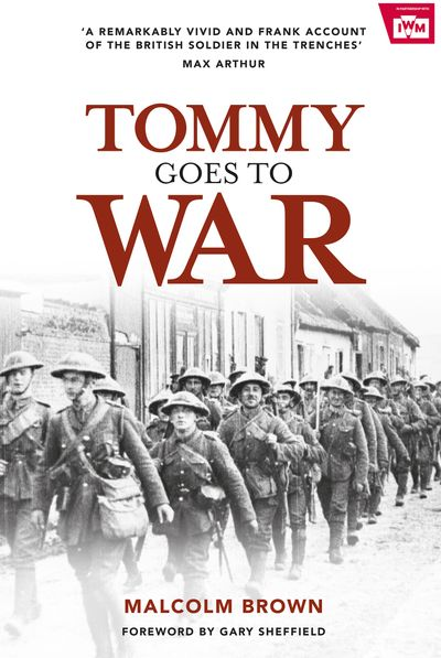 Buy Tommy Goes to War at Amazon