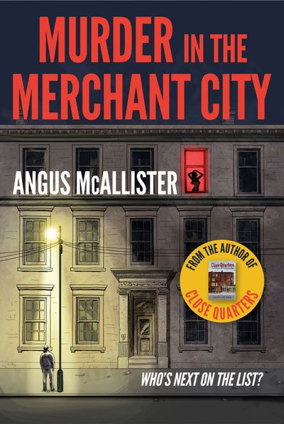 Buy Murder in the Merchant City at Amazon