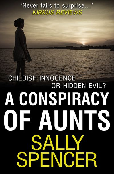 Buy A Conspiracy of Aunts at Amazon