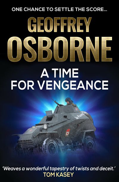 Buy A Time for Vengeance at Amazon