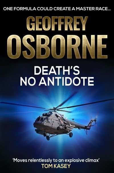 Buy Death's No Antidote at Amazon