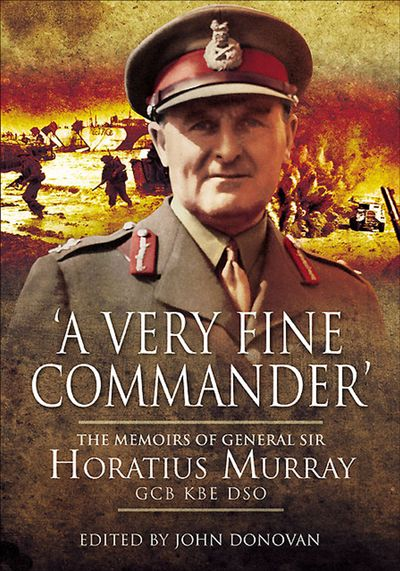 Buy 'A Very Fine Commander' at Amazon