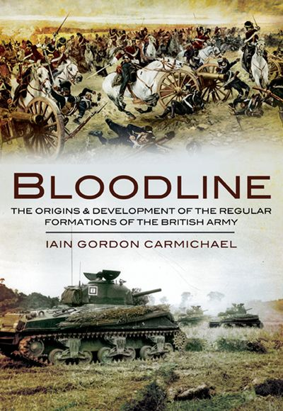 Buy Bloodline at Amazon