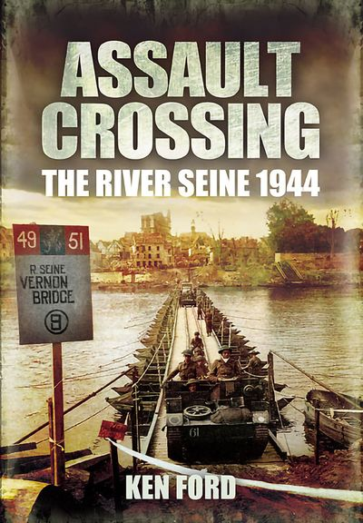 Buy Assault Crossing at Amazon