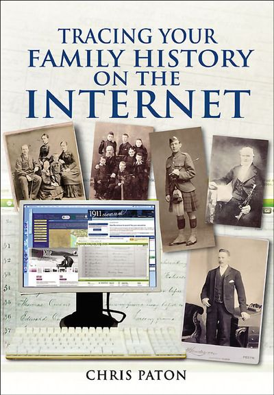 Buy Tracing Your Family History on the Internet at Amazon