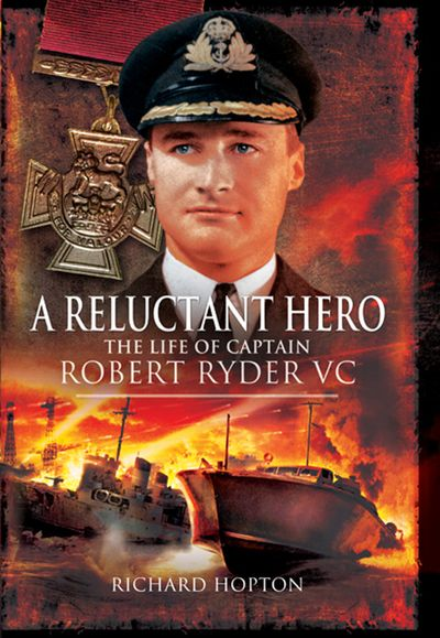 Buy A Reluctant Hero at Amazon