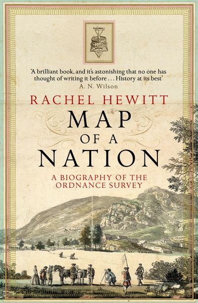 Buy Map of a Nation at Amazon