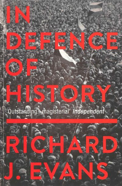 Buy In Defence of History at Amazon