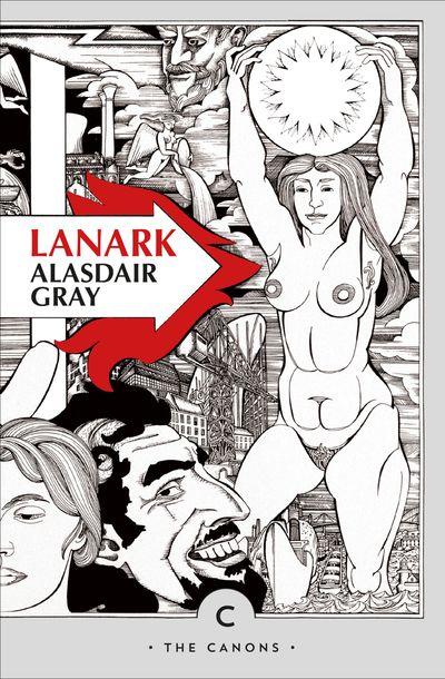 Buy Lanark at Amazon