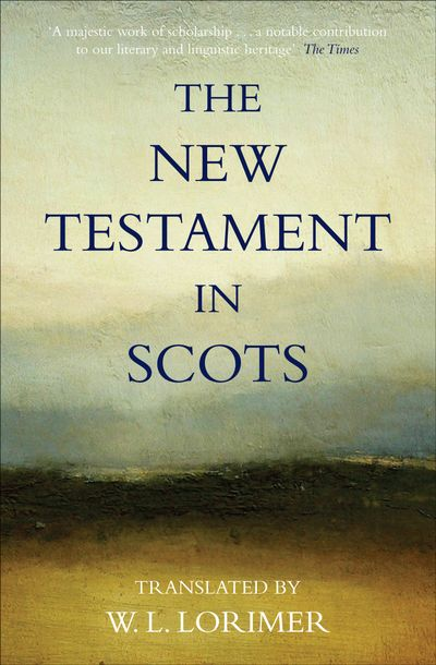 Buy The New Testament in Scots at Amazon