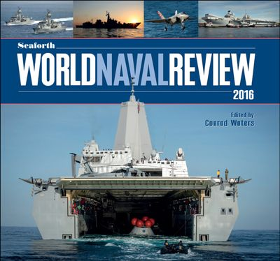 Buy Seaforth World Naval Review 2016 at Amazon