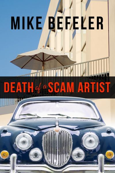 Buy Death of a Scam Artist at Amazon