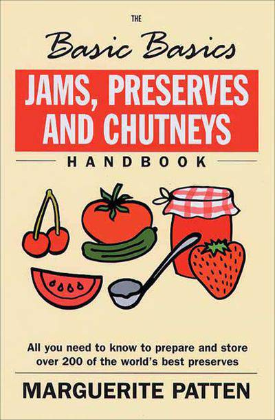 Buy Jams, Preserves and Chutneys Handbook at Amazon