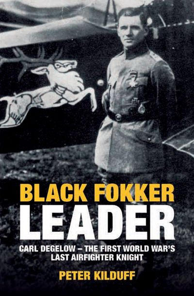 Buy Black Fokker Leader at Amazon