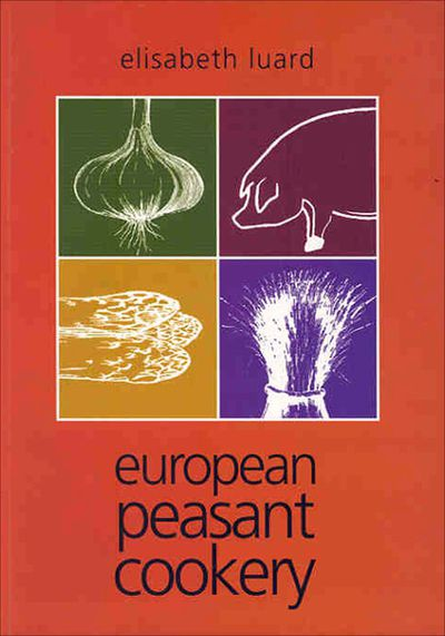 Buy European Peasant Cookery at Amazon