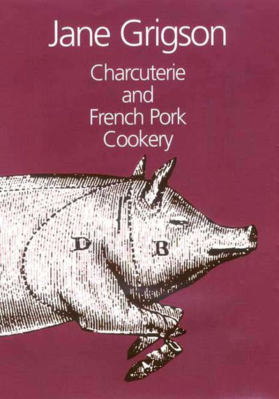 Buy Charcuterie and French Pork Cookery at Amazon