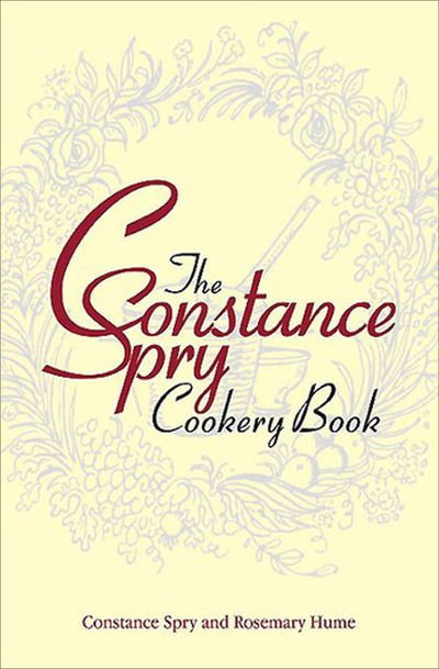 Buy The Constance Spry Cookery Book at Amazon