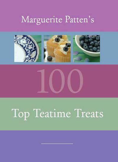 Buy Marguerite Patten's 100 Top Teatime Treats at Amazon