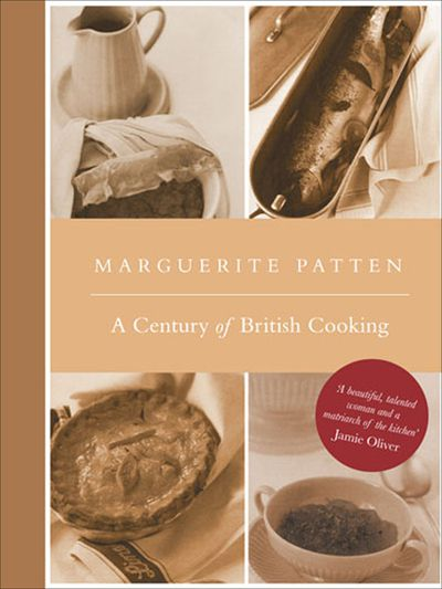 Buy A Century of British Cooking at Amazon