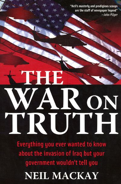 Buy The War on Truth at Amazon