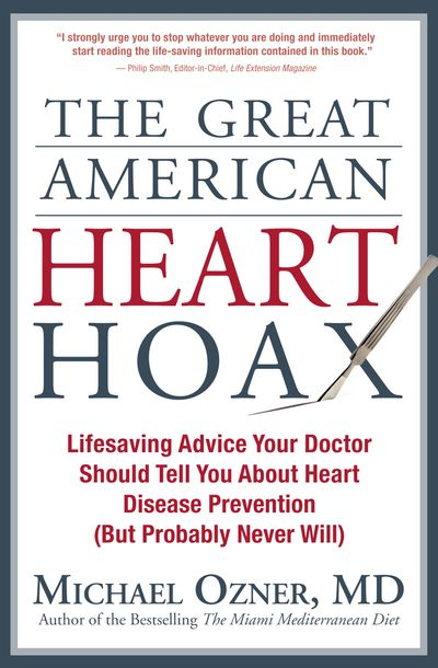 Buy The Great American Heart Hoax at Amazon