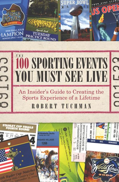 Buy The 100 Sporting Events You Must See Live at Amazon