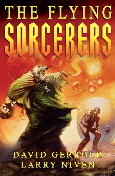Buy The Flying Sorcerers at Amazon