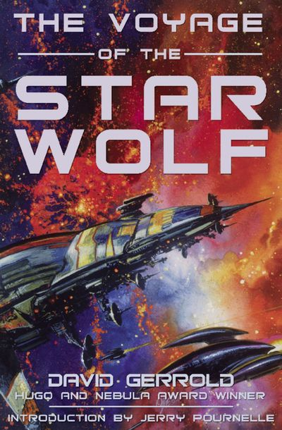 Buy The Voyage of the Star Wolf at Amazon