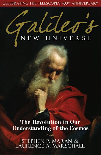 Buy Galileo's New Universe at Amazon